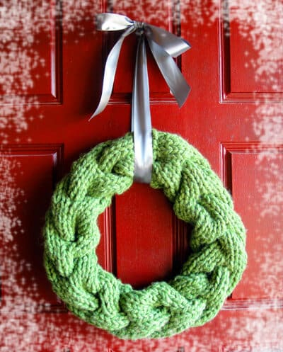 05 - Cable Vision Wreath