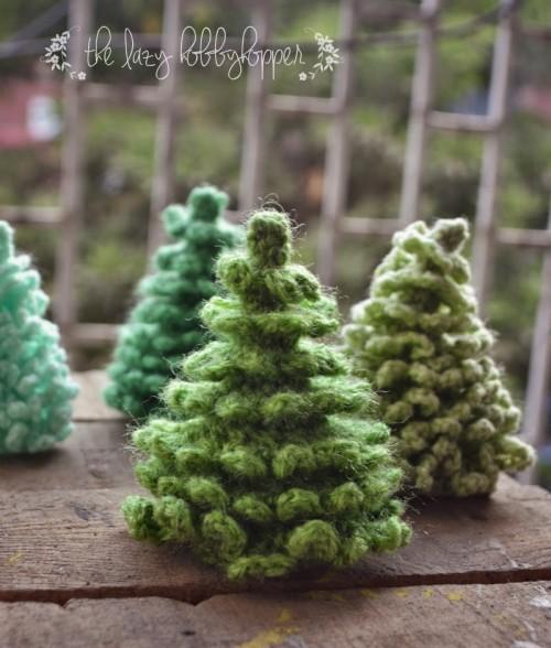 06 - Crochet Christmas Tree Free Pattern