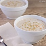 easy and delicious creamy mushroom soup