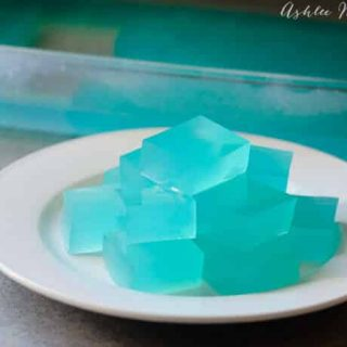 kristoff ice cubes party food
