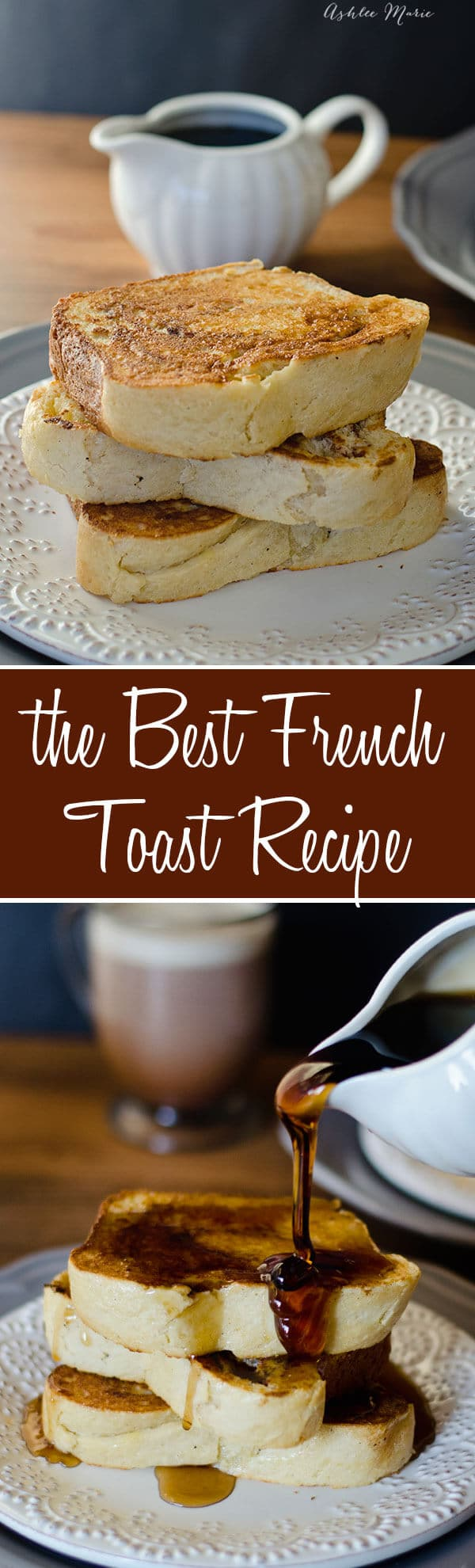 this french toast recipe creates a golden rich crust that everyone loves  #breakfast #frenchtoast #breadrecipe #brunch