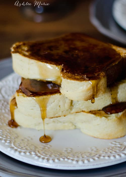 french toast has never tasted so good