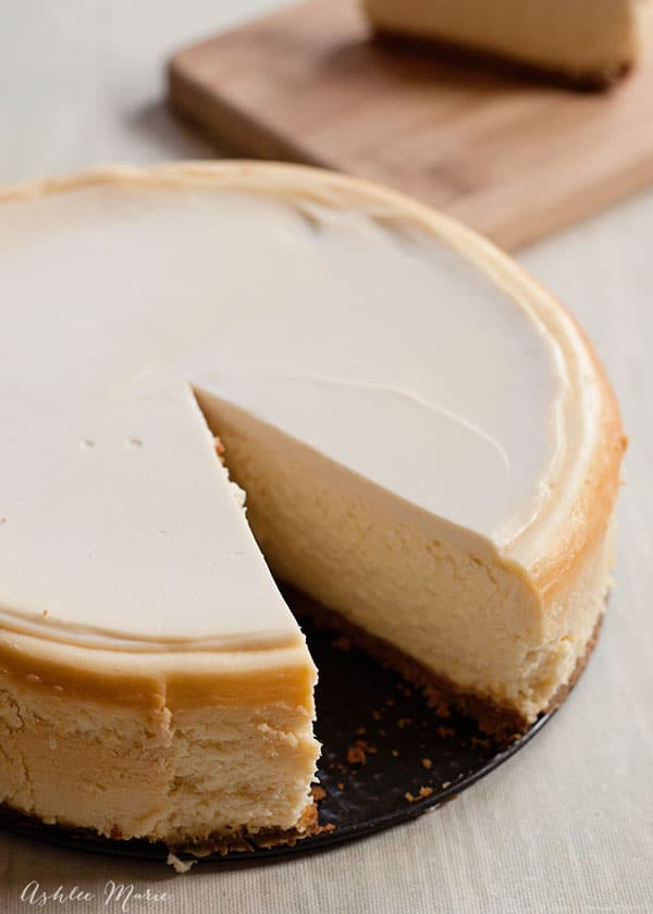 the most dense and creamy cheesecake you will ever try, if you love cheesecake you will love this recipe