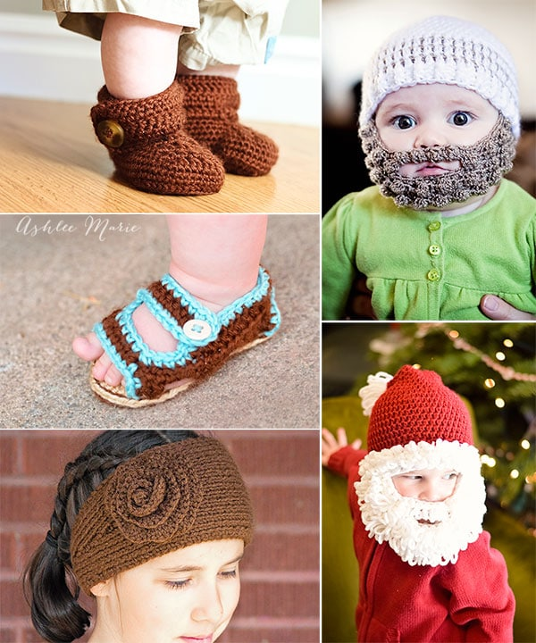 top crochet patterns from 2014