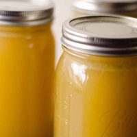 I use this homemade turkey stock for soups, gravy's and more, it's easy and delicious
