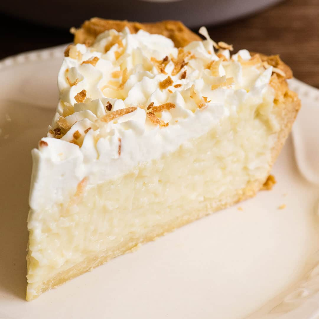 best coconut cream pie recipe