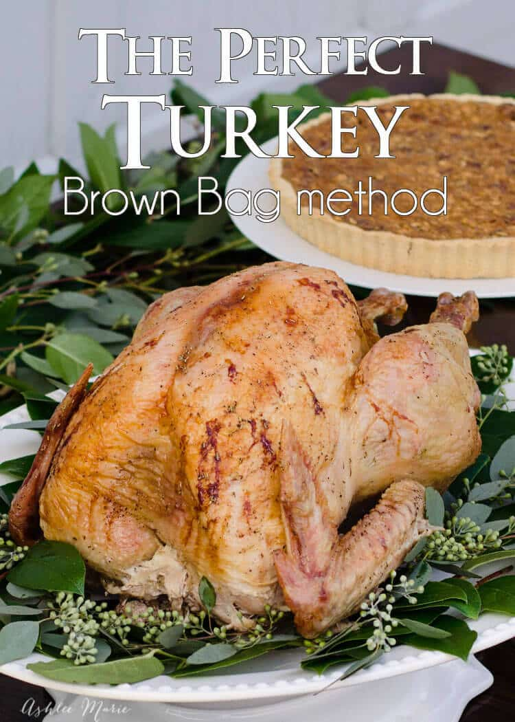 not only is this turkey a beautiful centerpiece but it tastes amazing as well! easy to put together, fast and always supermoist everyone loves this turkey - video tutorial