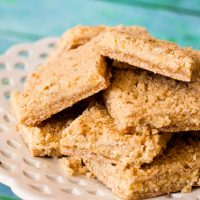 oatmeal lemon bars recipe