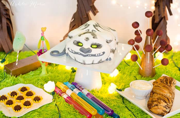 Tinker Bell and the Neverbeast Party
