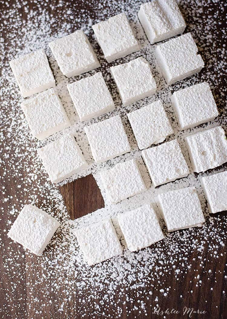 no corn syrup homemade marshmallows
