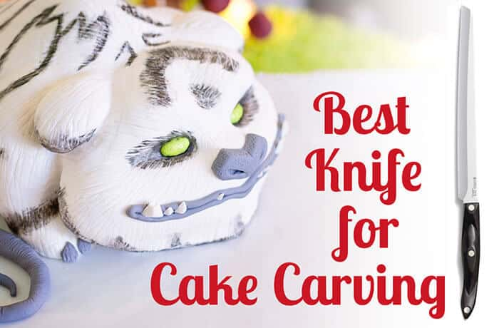 the best knife for cake carving