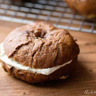 chocolate chip bagel recipe