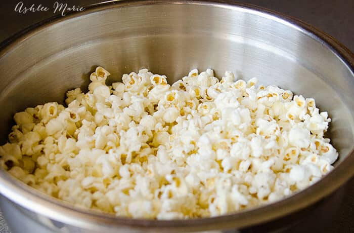 get rid of popcon kernels in seconds with this tip