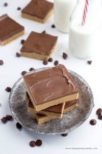 Peanut-Butter-bliss bars