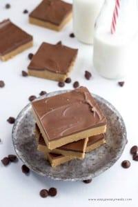 Peanut-Butter-bliss bars