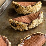 homemade choco tacos are a perfect summer treat, easy to make in any flavor and delicious