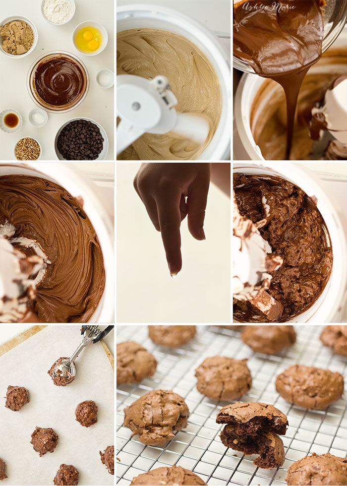 This recipe is easy to make, but dont forget the tear drop of human sadness if you want the love potion to be effective, otherwise just enjoy deliciously rich double chocolate chip cookies