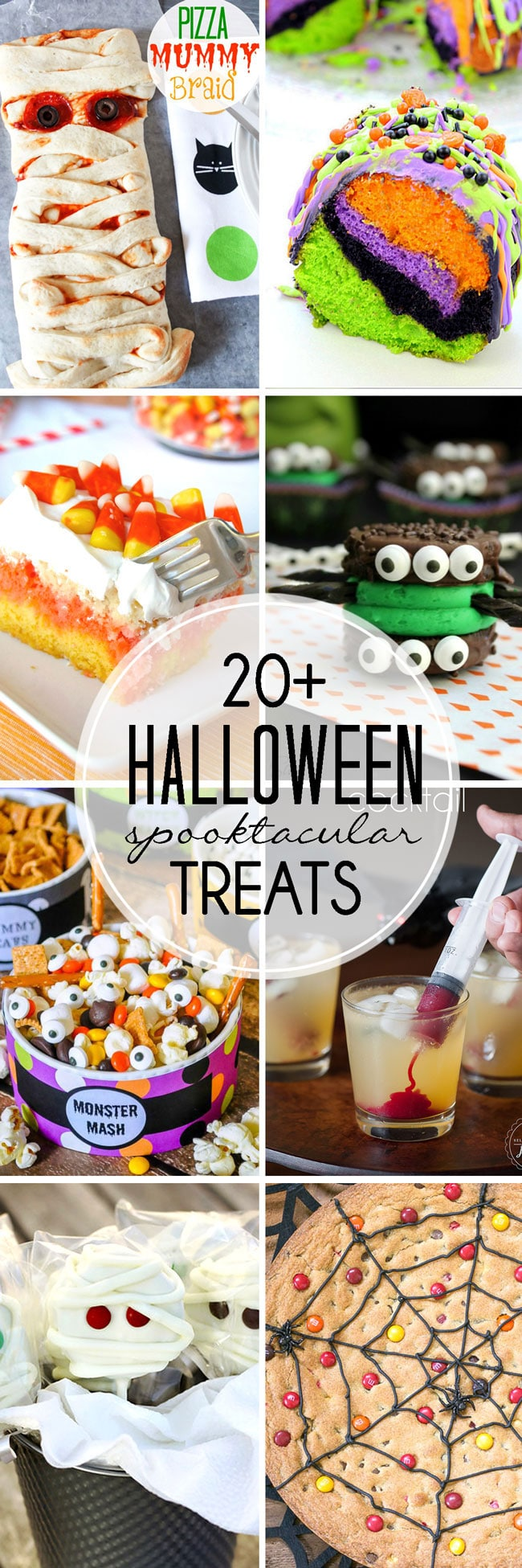 over twenty amazing halloween treats you can make for your family
