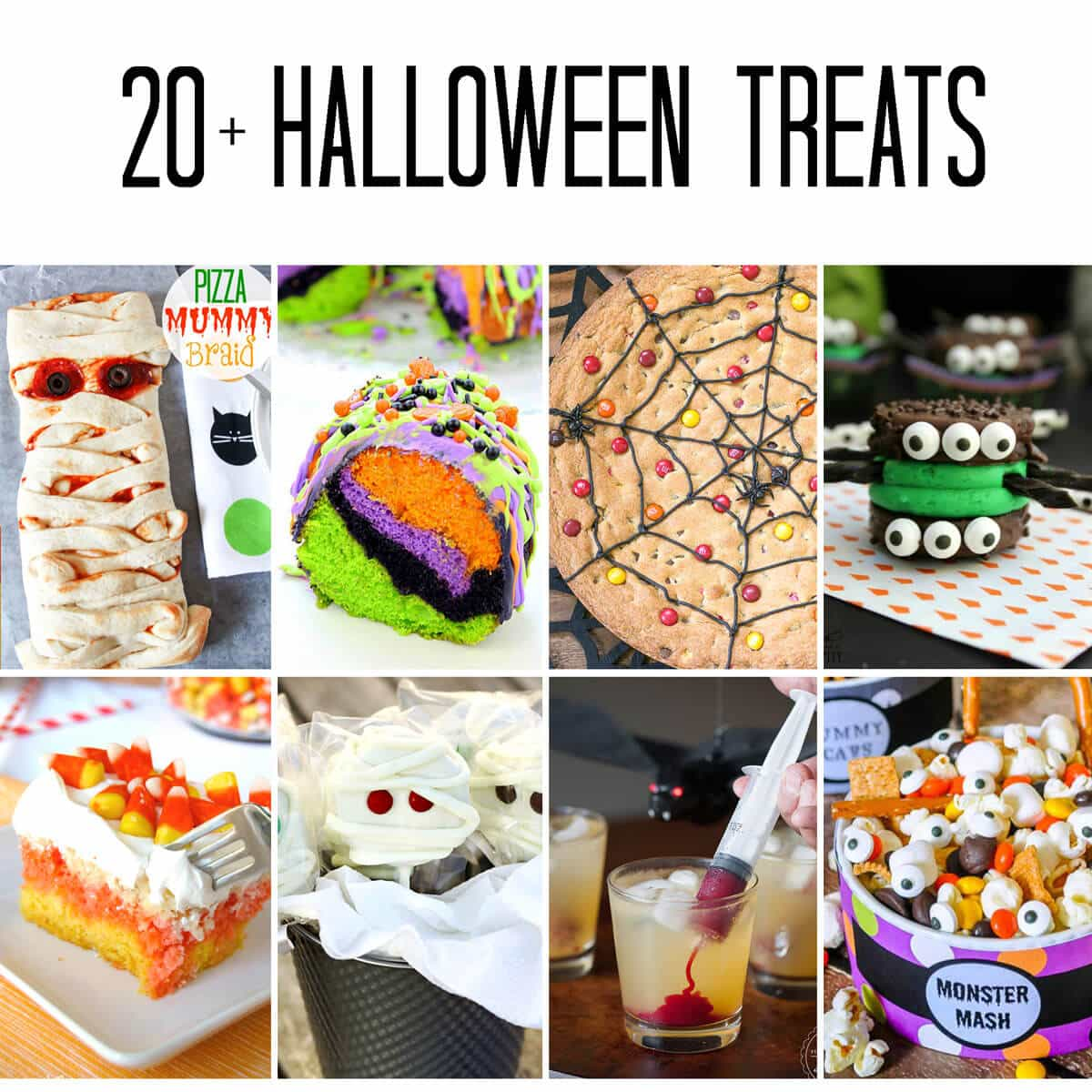 spooktacular halloween treats roundup
