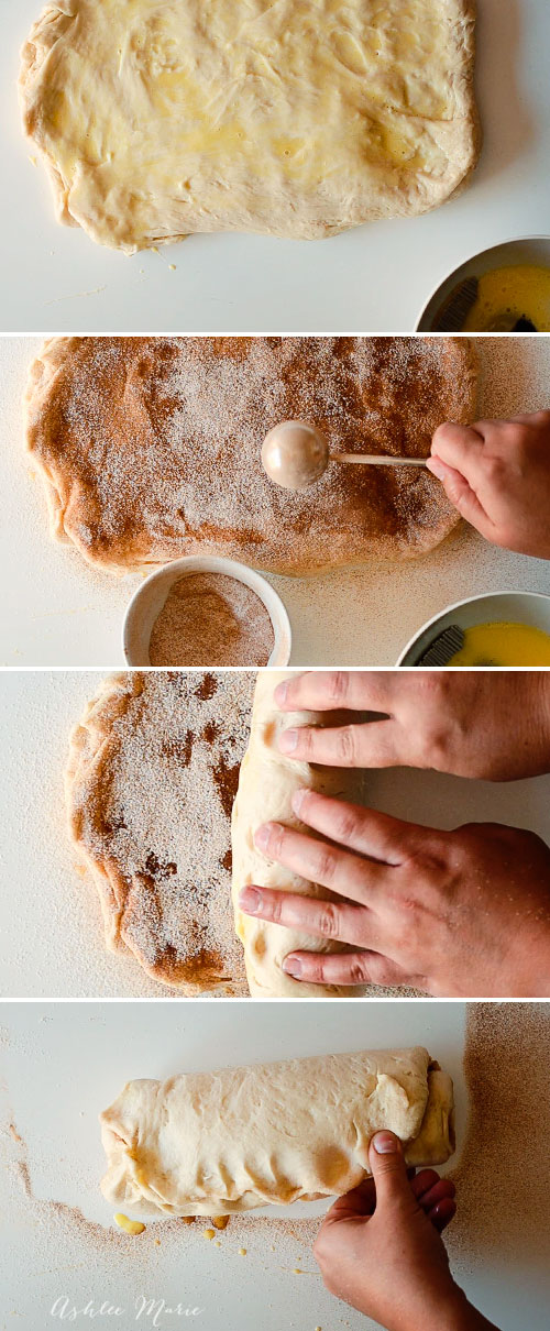 easy to make cinnamon swirl bread