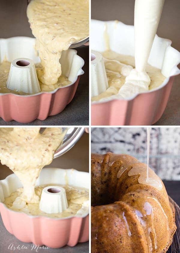 cheesecake filled bundt cake recipe