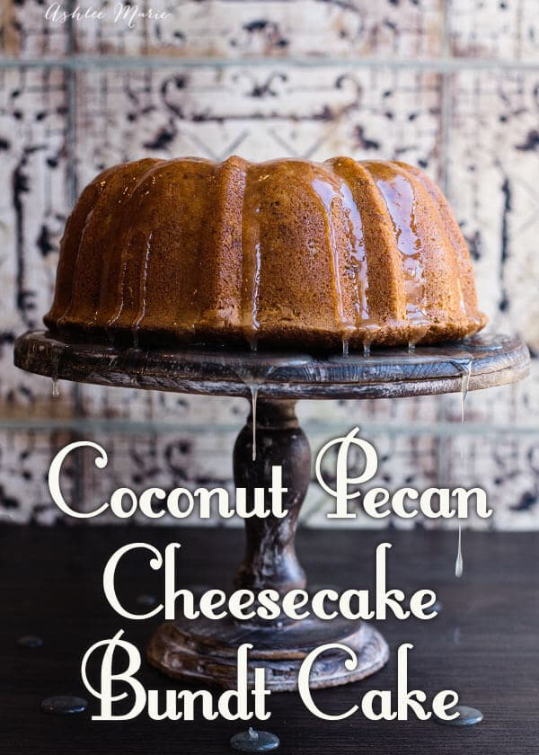 coconut pecan cheesecake bundt cake recipe