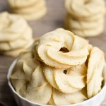 buttery, crisp, melt in your mouth, these traditional danish butter cookies are always a huge hit