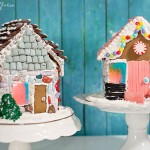 gingerbread house recipe template