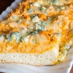 buffalo chicken french loaf