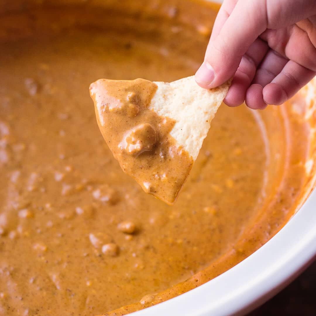 Chili's Copycat Spicy Queso Recipe