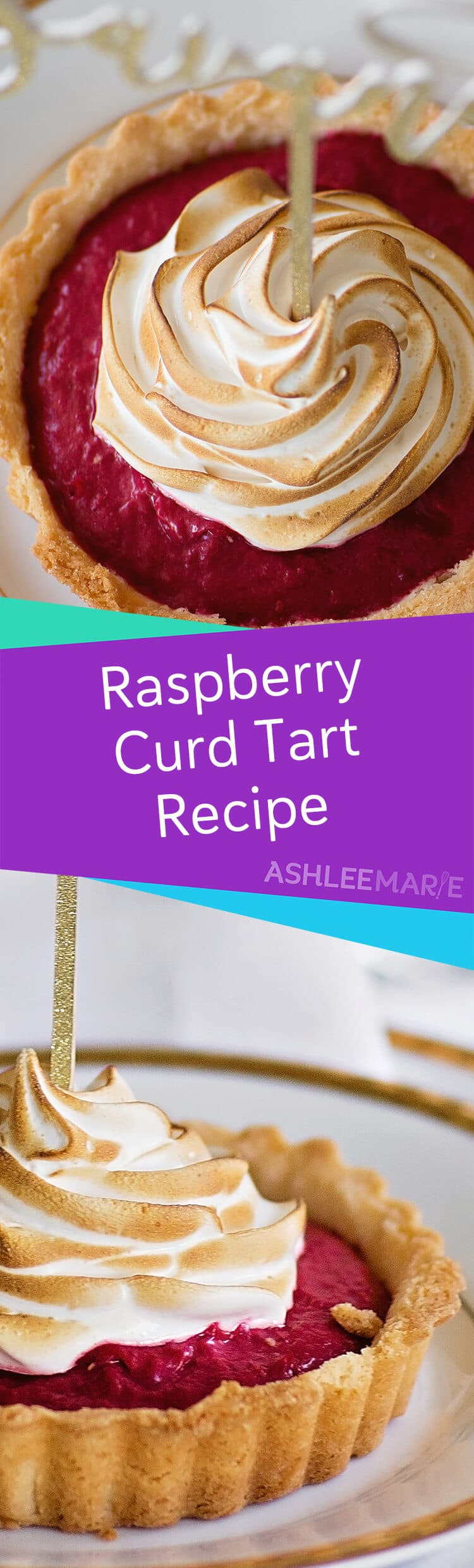 Raspberry Curd Tart recipe