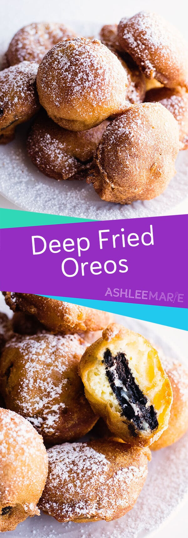 deep fried oreos - fair food