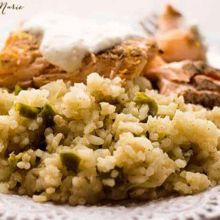 rice cooker spicy cajun rice recipe