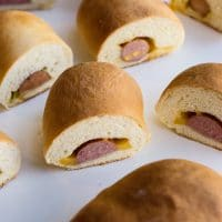 cheese and sausage kolache