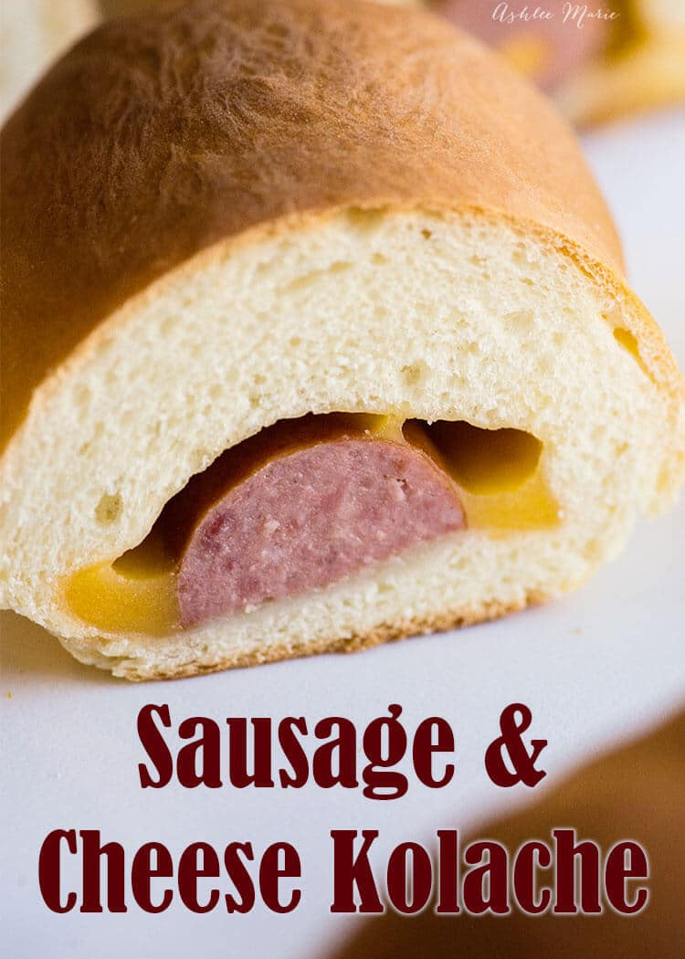 sausage and cheese kolache recipe and video