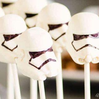 stormtrooper peanut butter cups
