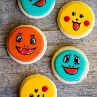 pokemon sugar cookies tutorials