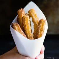 churro fries
