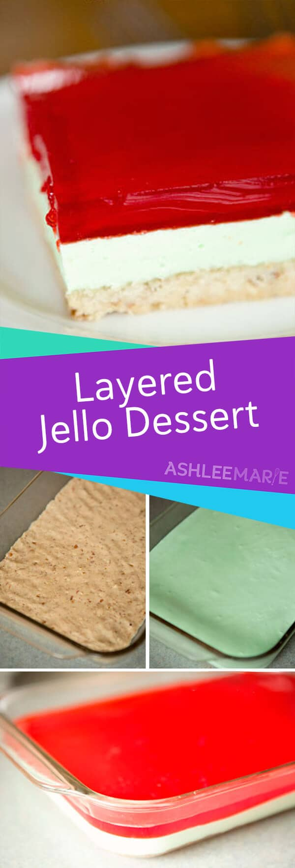layered dinner jello recipe