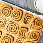 cinnamon roll recipe