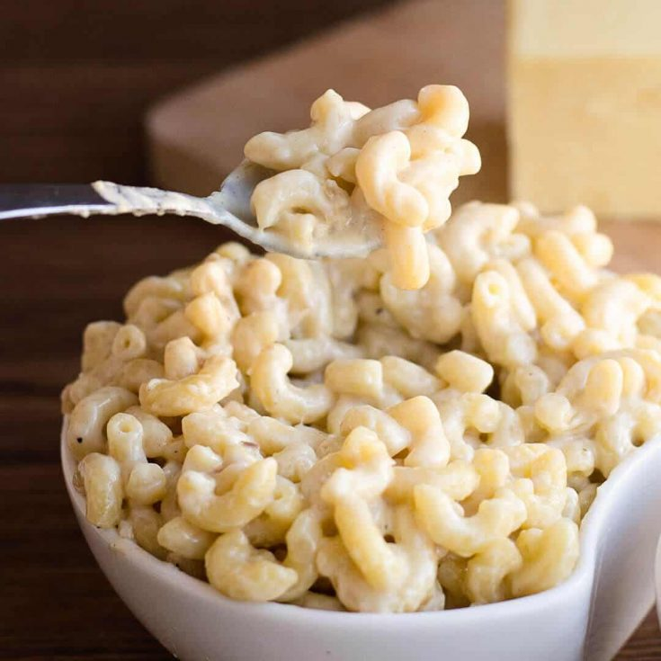 The Perfect White Mac and Cheese