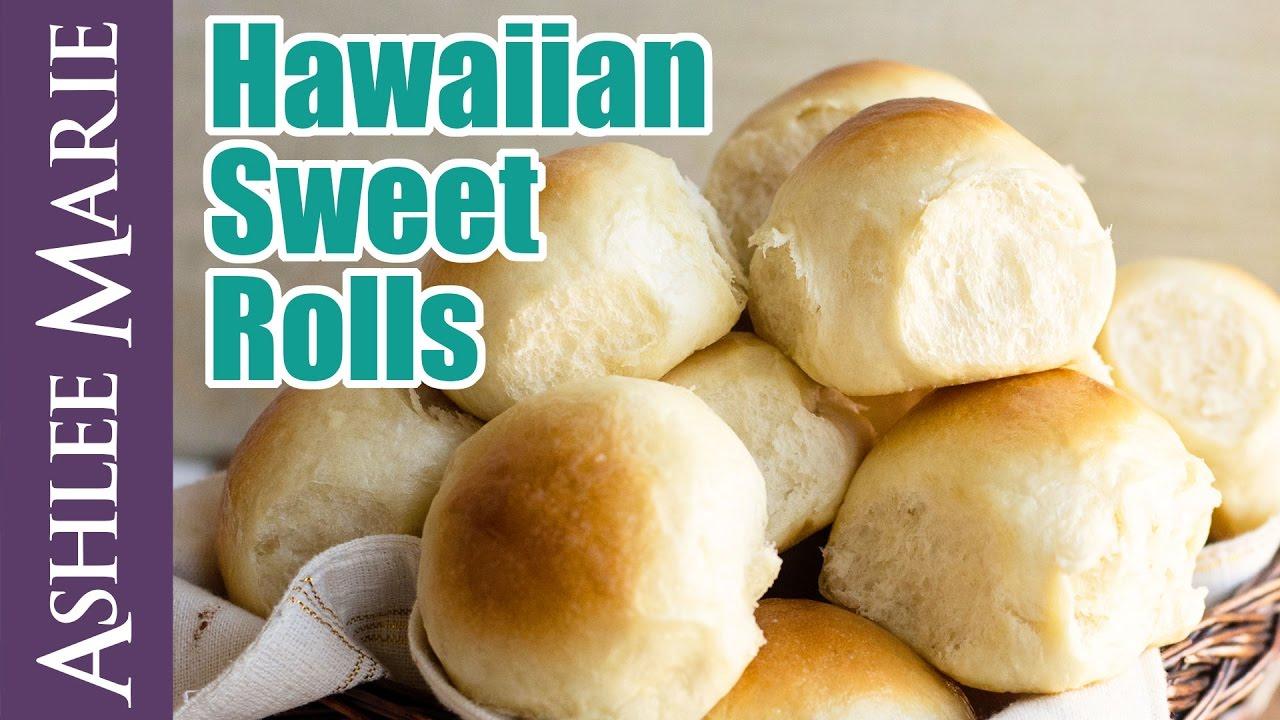 Copycat King Hawaiian Sweet Rolls | Ashlee Marie - real fun with ...