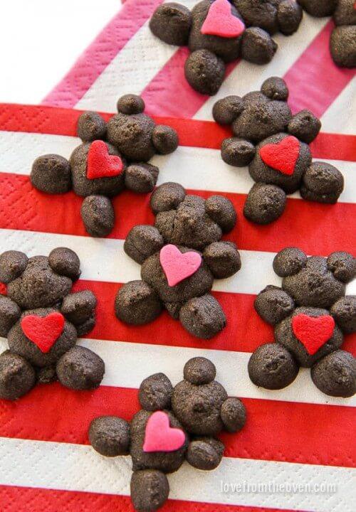 chocolate spritz cookies - photo #33
