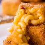 fried mac and cheese bites - tutorial