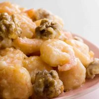 easy to make honey walnut shrimp recipe