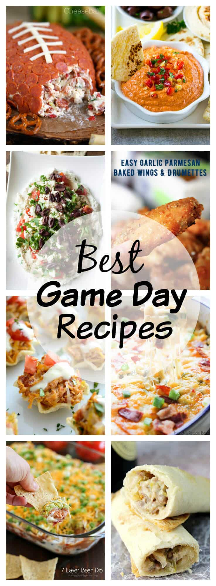 everyone loves easy and delicious game day recipes