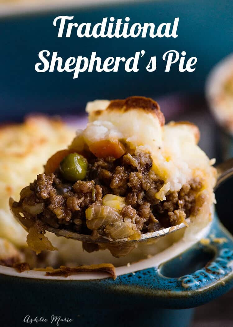 Traditional shepherds pie recipe video plus 21 more pie recipes this shepherds pie recipe looks amazing recipe and video tutorial with tips for the perfect forumfinder Choice Image