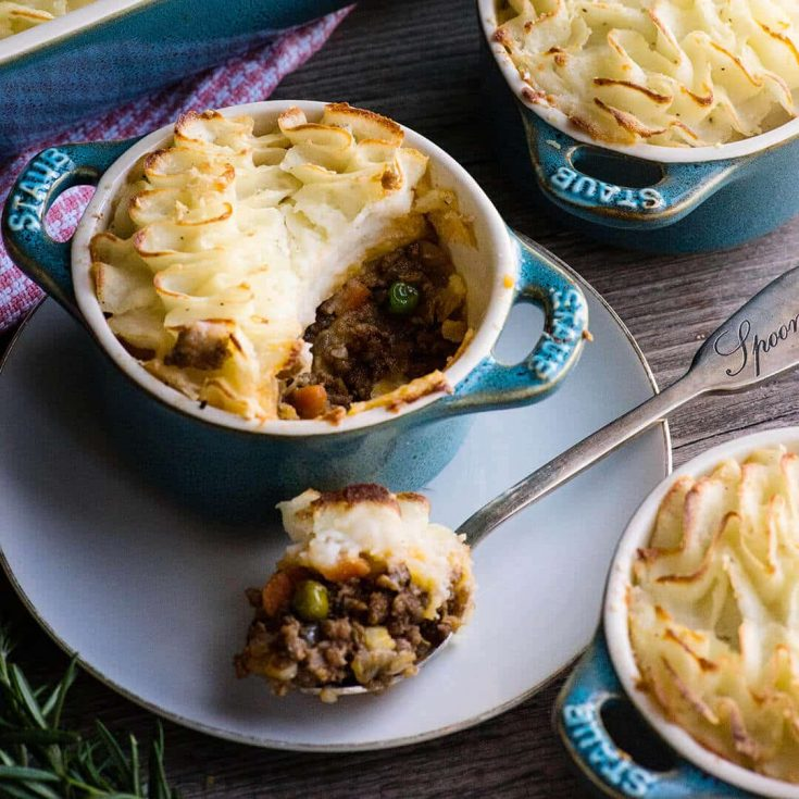 Traditional Shepherds Pie Recipe and Video Tutoral