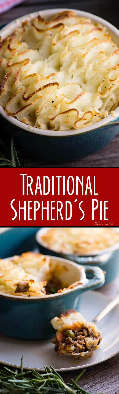 Traditional Shepherds Pie Recipe Video Plus 21 More Pie