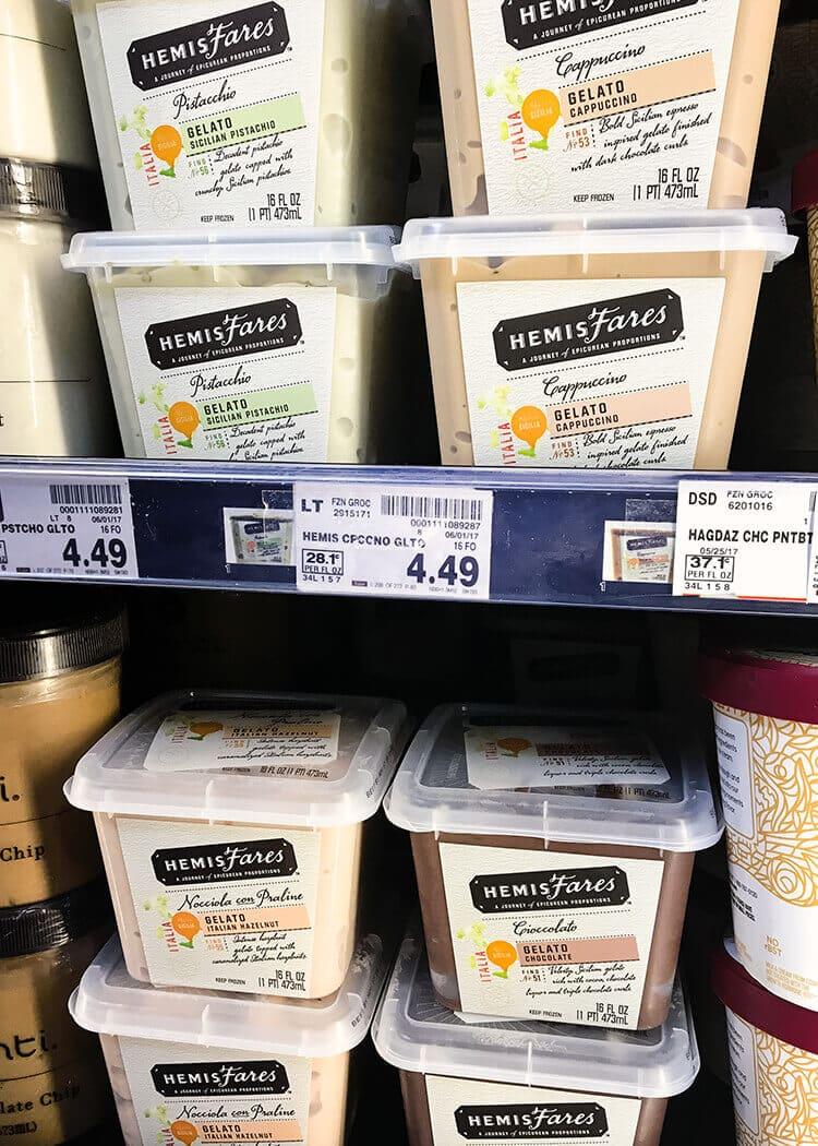 HemisFares gelato